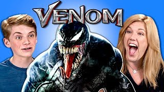 GENERATIONS REACT TO VENOM (Trailer)