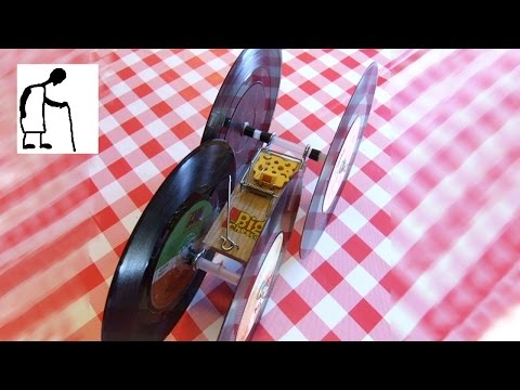 Let's make a Mousetrap car #3