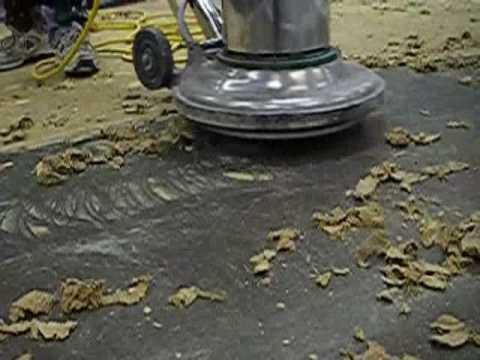 remove carpet adhesive FloorMaven.com