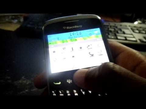 BlackBerry Curve 9300 Review