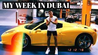 Living The DUBAI Lifestyle