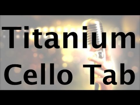 Learn Titanium on Cello - How to Play Tutorial