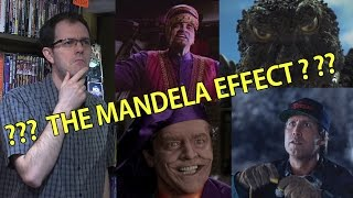 The Mandela Effect In Movies