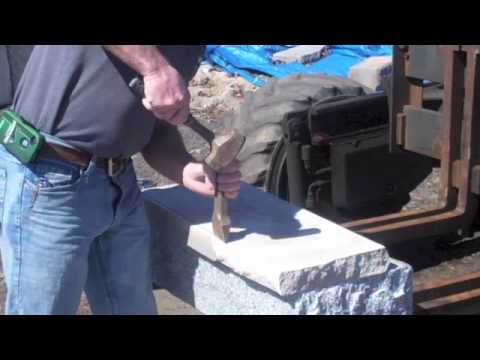 How to Rock Face Treads with Chuck at Landscape Express
