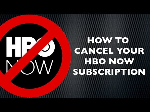 How to Cancel Your HBO Now Subscription in iTunes