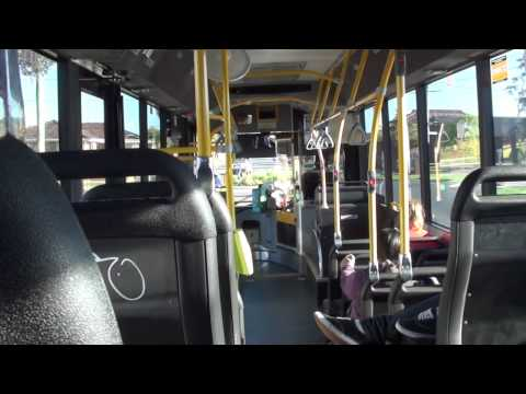 Westrans Altona's newest bus: #128 Volvo B7RLE (Volgren CR228L)