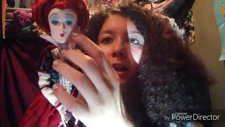Alice through the looking glass(Red Queen) Toy Review