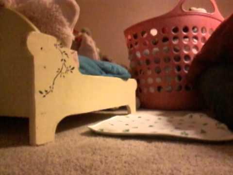 Making my bitty baby's room