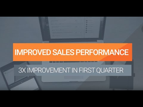 Improve Sales Performance Everywhere