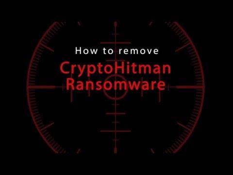 Delete CryptoHitman Ransomware