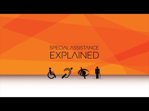 easyJet Special Assistance Explained