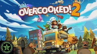Our Kitchen Just Crashed - Overcooked 2 | Let