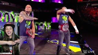 WWE Raw 5/1/17 Hardy Boyz will DELETE!!
