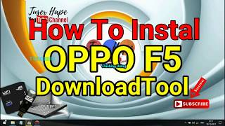 How to activate new OPPO tools (DownloadTool and MsmDownloadTool