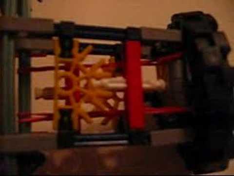 K'nex suspension model