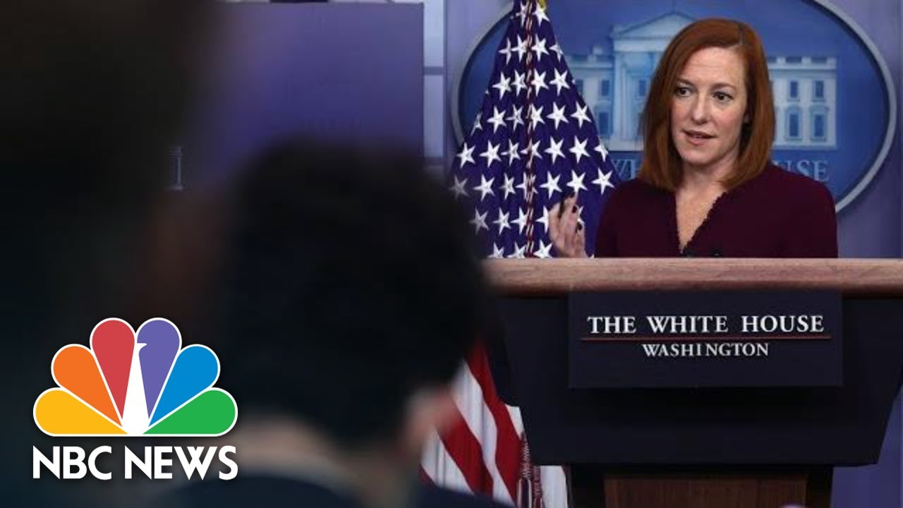 White House Holds Press Briefing: June 21   NBC News