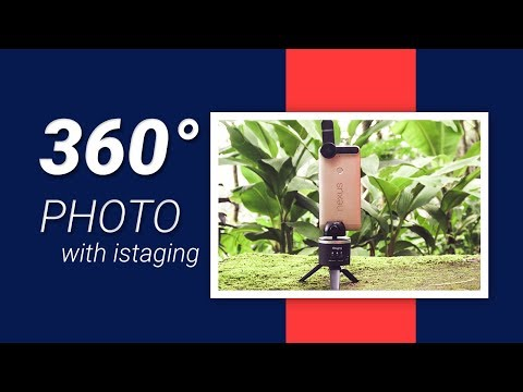 How to Take 360 Photos Using Phone With iStaging