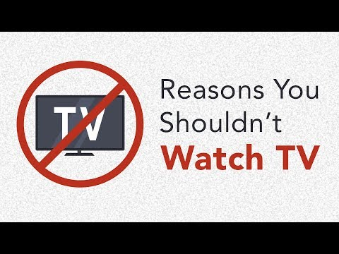Why You Shouldn't Watch TV | Brian Tracy