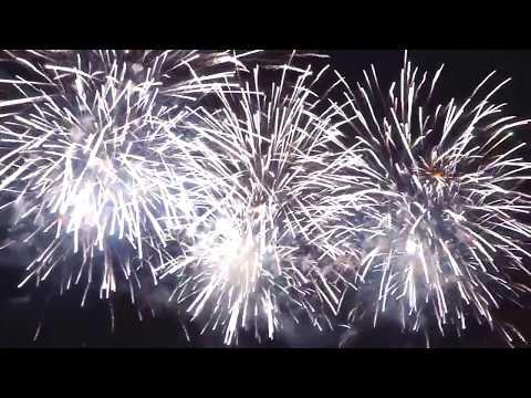 Fireworks on Lake Garda, Italy 🇮🇹