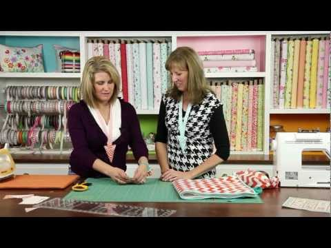 How-to-Quilt Series: Deonn's Flying Geese Quilt Blocks (4 of 9)