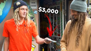 Buying Strangers Whatever They Want On Christmas (Emotional)
