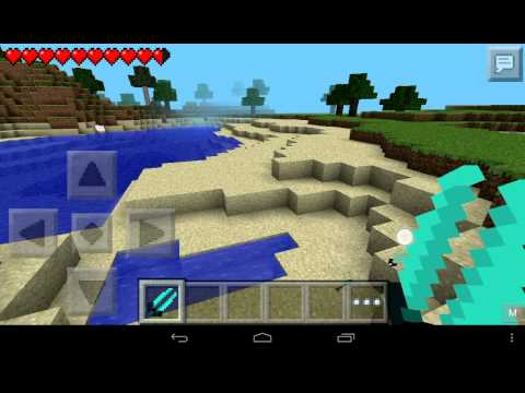 Minecraft PE | Mod Energy Sword