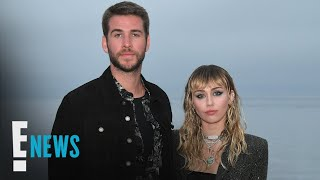 Liam Hemsworth Files for Divorce From Miley Cyrus | E! News