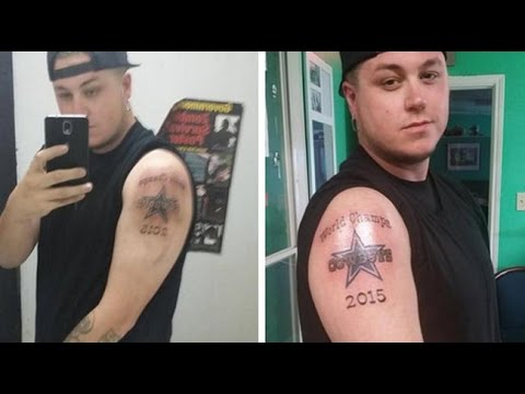 12 Championship Prediction Tattoos That Were Way OFF