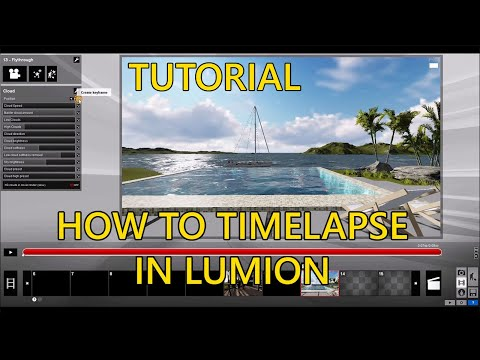 How to Timelapse in Lumion (Tutorial)