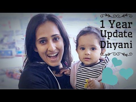 Dhyani | 1 Year Baby Update