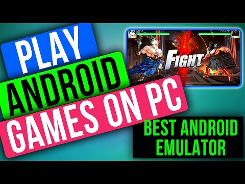 Best Android Emulator for Gaming !! - Play Android Games on PC || Android Emulator for PC