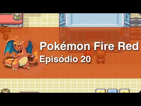 PÓS GAME, AS ILHAS 4 E 7 - Pokémon Fire Red #20 🎮