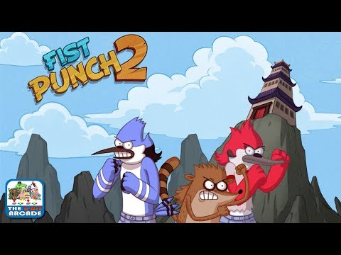 Regular Show: Fist Punch 2 - What's Better than Four Fists? Six Fists! (Cartoon Network Games)