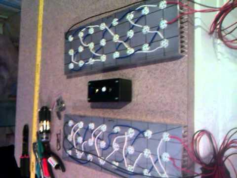 DIY  Cree LED Build .part 1