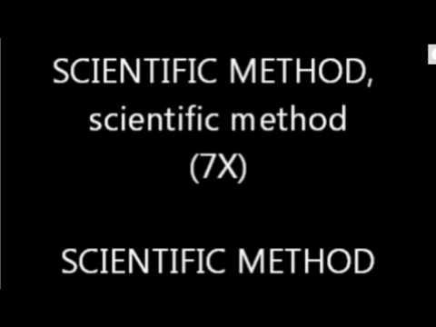 Sci meth song