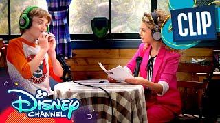 Talking About Waka | BUNK'D | Disney Channel