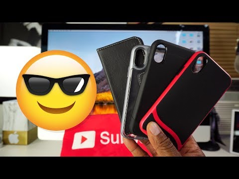 iPhone X Cases Review from Snugg