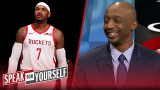 Jason Terry on the Rockets: Look at their roster, it doesn