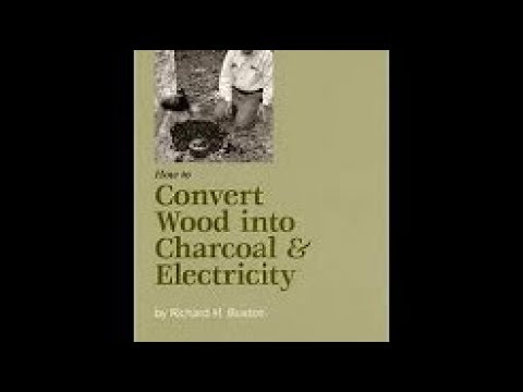 Book Review: How to Convert Wood Into Charcoal & Electricity