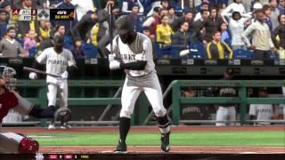 MLB® The Show™ 17 Josh Harrison Walk-Off Homerun