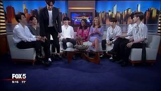 EXCLUSIVE (Part 1): K-Pop sensation GOT7 on Good Day New York