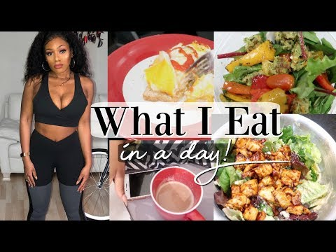 WHAT I EAT IN ON A WORK DAY VLOG   I FEEL UGLY & FAT   FULL DAY OF TRACKED CALORIE COUNTING EATING