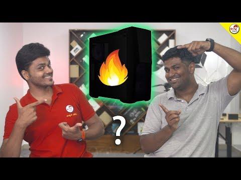 Tamil Tech PC Build - Explained ft C4ETech
