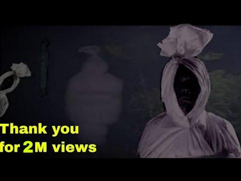 Penampakan  Pocong Paling Nyata( indonesian real ghost )
