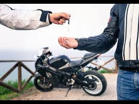 Step by Step - What to check when buying a used motorcycle.