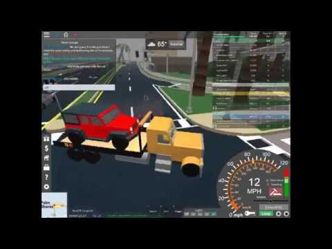 RolePlay: Ultimate Driving Westover Islands: Tow Truck Job