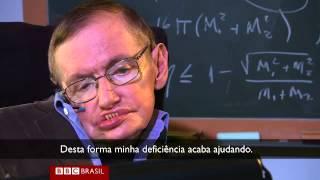 Físico Stephen Hawking conta porque apoia o suicídio assistido