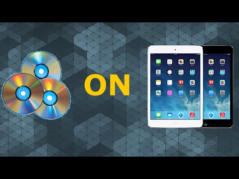 How To Watch DVDs On iPad