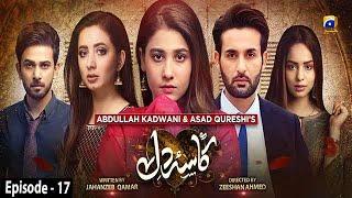 Kasa-e-Dil - Episode 17 || English Subtitle || 22nd February 2021 - HAR PAL GEO