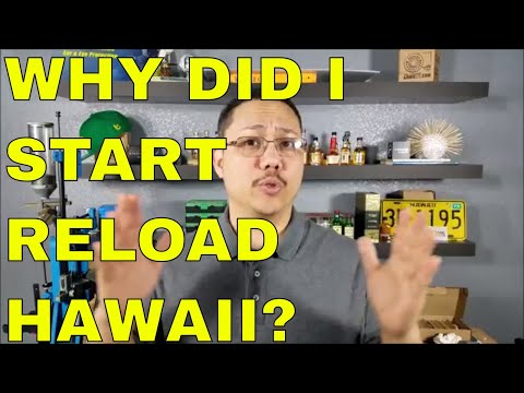 WHY DID YOU START RELOAD HAWAII? TO HELP PEOPLE SAVE MONEY